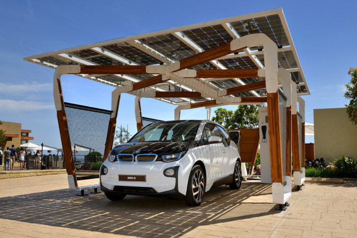 solar charger BMWi 0149928