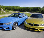 2015 BMW M3 and M4 Press Drive Road America.