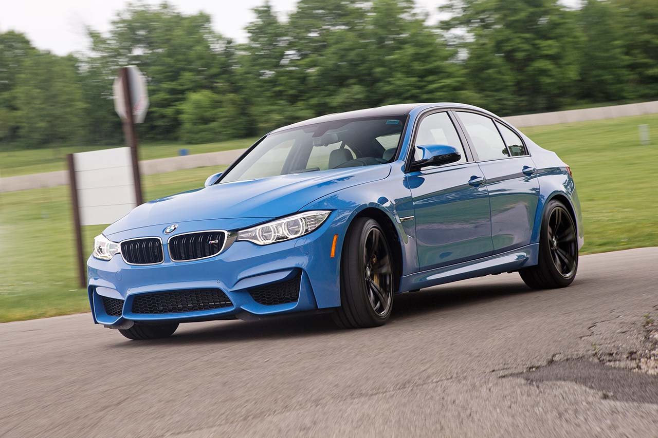 Chris Harris Full Test Drive of the F80 M3