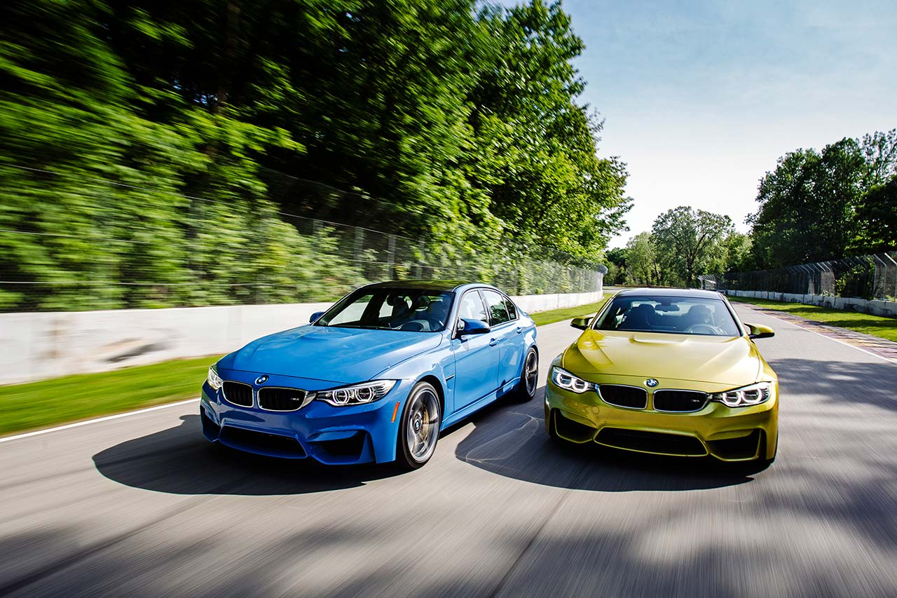 BMW Cleans Up at the 2014 Sport Auto Awards