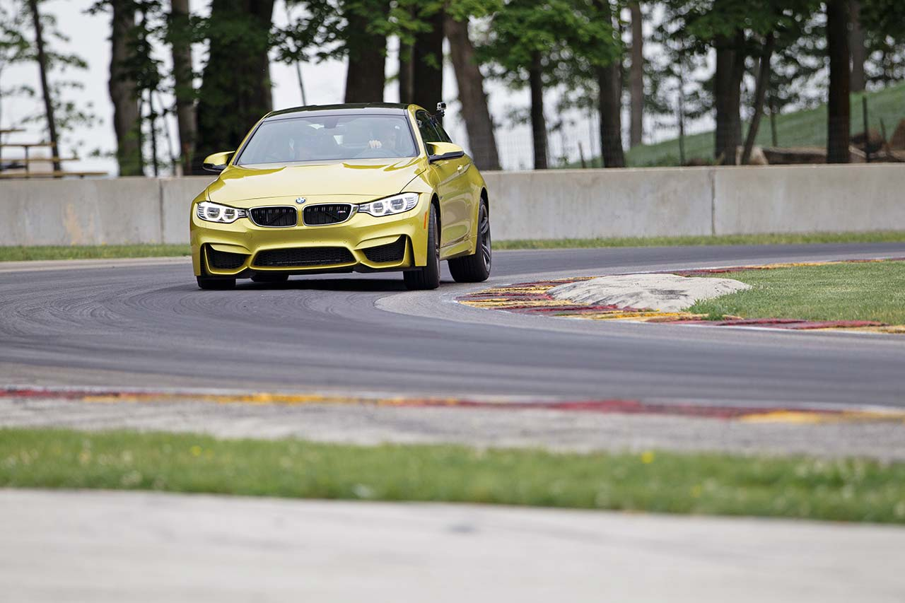 Drive Interviews BMWM VP of Engineering Albert Biermann