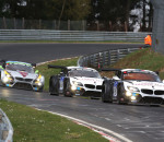 Motor Racing - ADAC Zurich 24 Hours Qualifying Race - Nurburgring, Germany