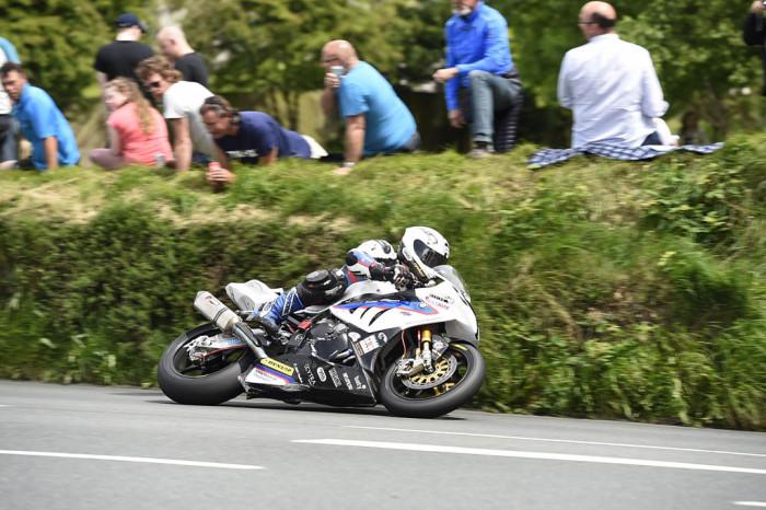BMW Motorrad Isle of Man 2014