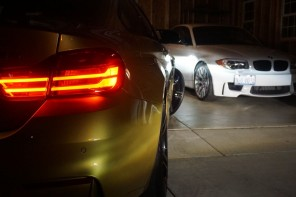 Quick Take: Head to Head with the BMW M4 vs 1M