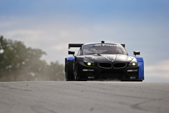 BMW Team RLL at 2103 ALMS at Road America on 08/11/2013.