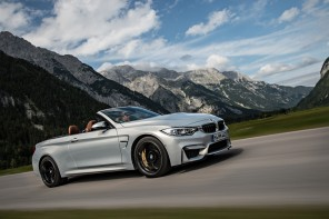 The BMW M4 Convertible Launch Photos & Video