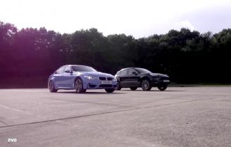 M3 vs Porsche macan