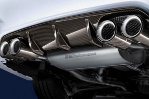 BMW Introduces the New M3 & M4 M Performance Exhaust