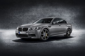 The Future of The BMW M5 & M6 is All-Wh
