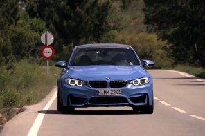 Chris Harris Drives the BMW M3