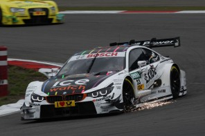 BMW Claims its Fourth DTM Win of the Season at the Nurburgring