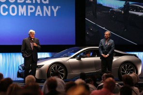 One of a Kind BMW i8 Fetches $825k at Auction