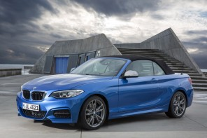 BMW Worldwide Sales Up 5% In March 2015