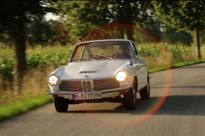 The History of the Ultra Rare BMW 1600GT