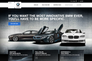 BMWNA Launches Refreshed Website