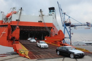 BMW Opens its Newest Vehicle Distribution Center at the Port of Baltimore