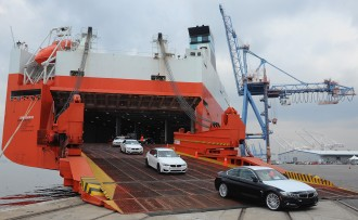 BMW Opens Newest Vehicle Distribution Center At The Port Of Baltimore