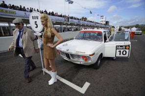 BMW at the Goodwood Revival (Live Feed)