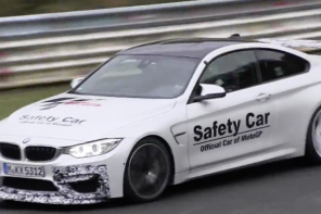 Video: The BMW M4 GTS at the 'Ring