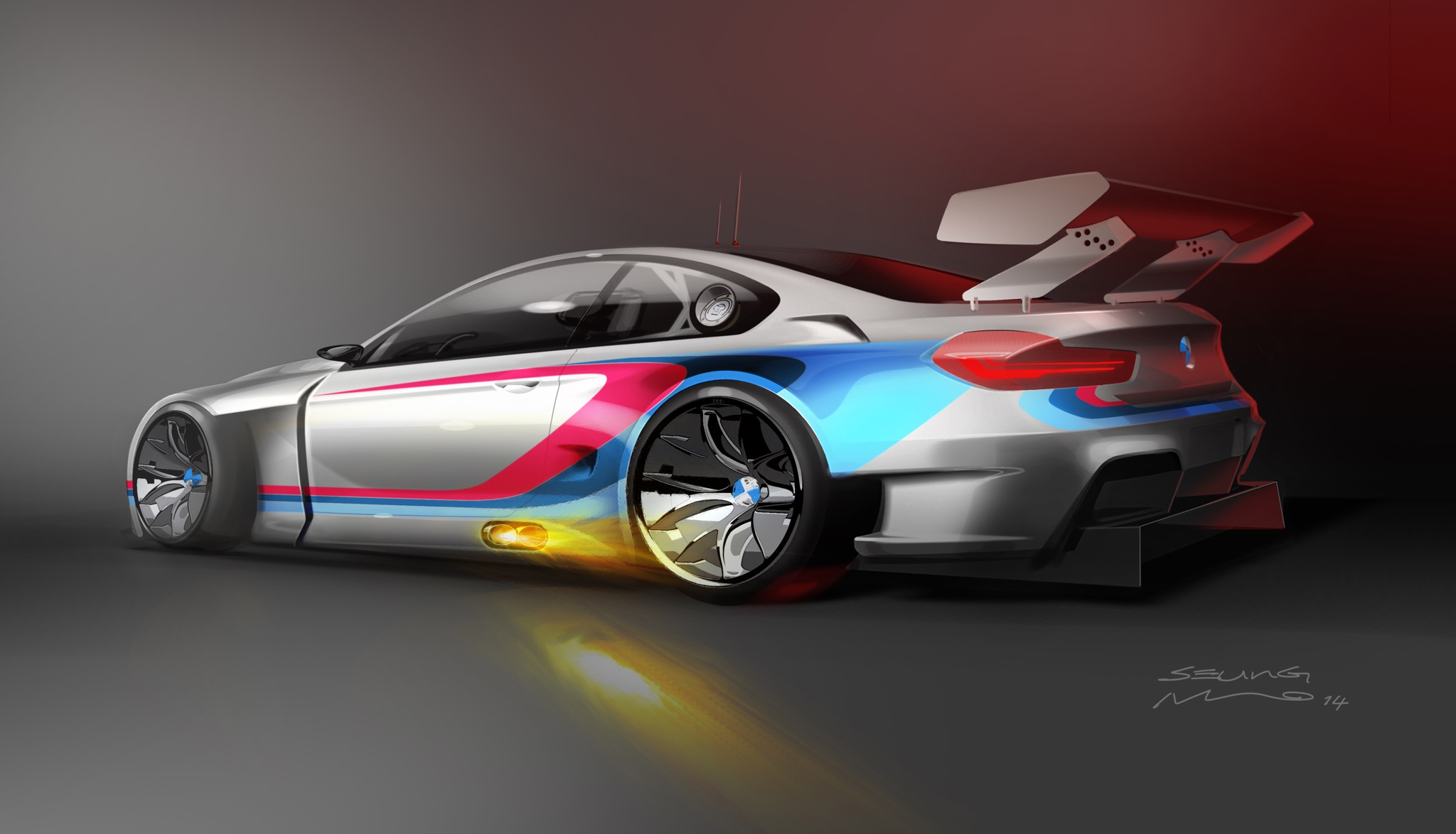 Official: BMW Motorsport Developing the BMW M6 GT3 for 2016 ...