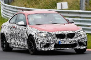 No Carbon Fiber for the M2 Could Mean an M4 Like Curb Weight