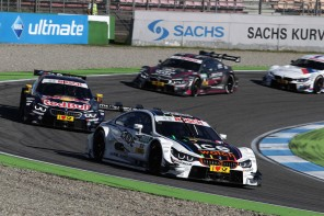 The DTM Season Wraps up in Hockenheim