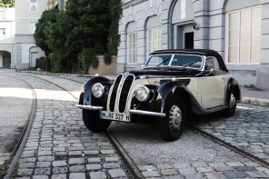 The BMW 327 – One of the Most Beautiful BMWs of All Time