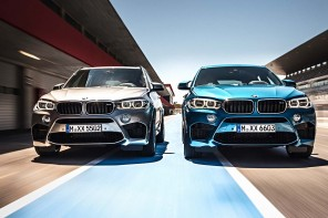 World Premier: 2015 BMW X5M & X6M