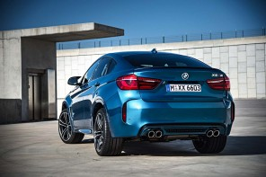 The BMW X5M and X6M Debut in LA (Video)