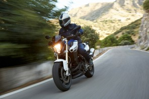 World Debut: The 2015 BMW F800R (With Gallery)