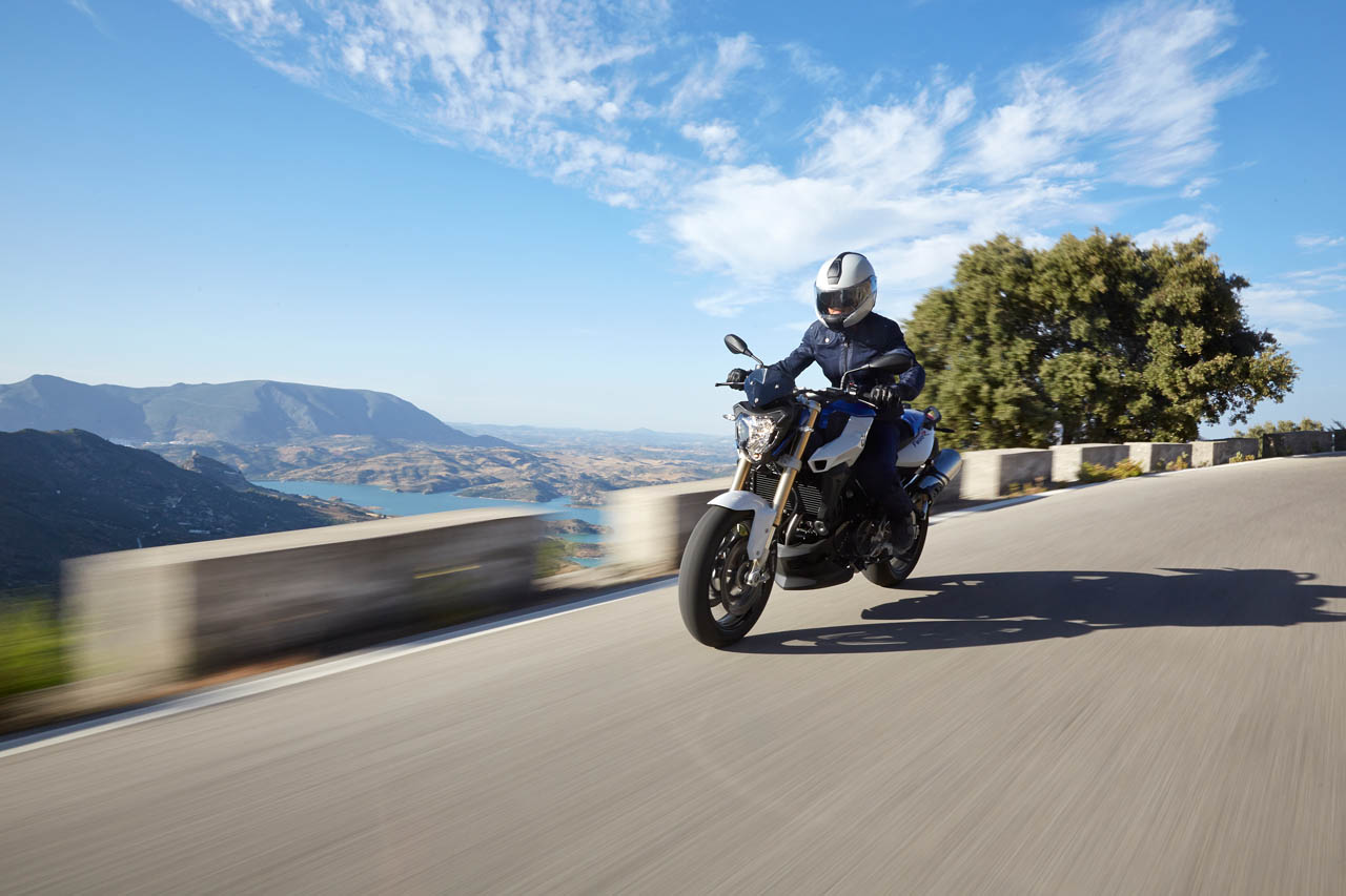 World Debut The 2015 F800r With Gallery