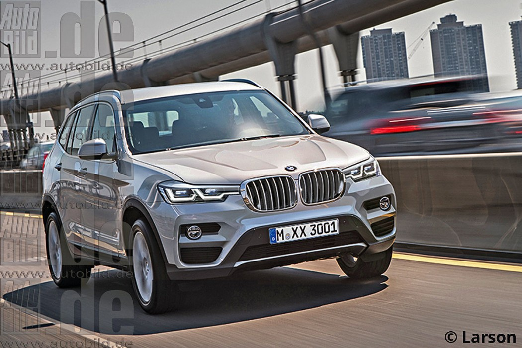 Der neue bmw x3 ab 2017 review new cars review
