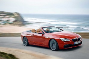 World Premier: the Refreshed 2015 BMW 6 Series & M6