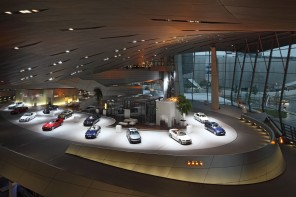 BMW Welt Deliveries Reach New High in 2014