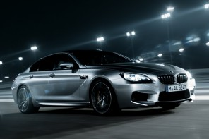 World Premier: the Refreshed 2015 BMW 6 Series