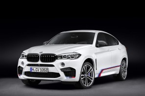 Premier: X5 and X6 M Performance Accessories