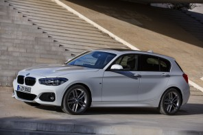 World Premiere: 2015 BMW 1 Series