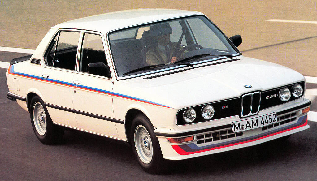 A Video History The Bmw E12 M535i Bimmerfile