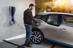 BMW, VW & ChargePoint Announce Electric Car Charging Partnership
