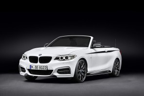 Premier: 2 Series Convertible M Performance Accessories