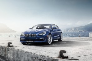 World Premiere: The New BMW ALPINA B6 xDrive Gran Coupe