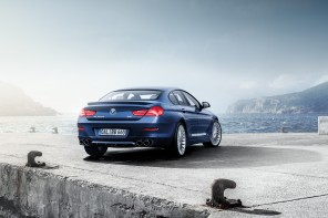 BMW ALPINA B6 Gran Coupe to make North American debut at NYC Auto Show