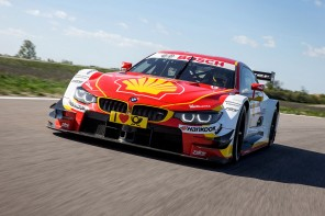 BMW Motorsport Announces Shell Sponsorship in the DTM and USCC