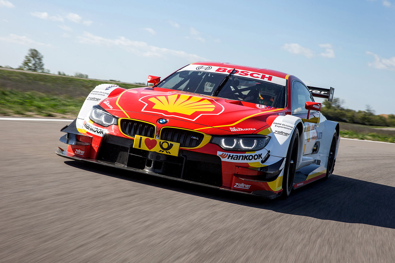 BMW Motorsport Announces Shell Sponsorship in the DTM and ...