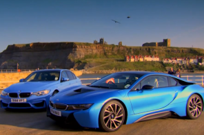 Top Gear's Jeremy Clarkson Pits the BMW M3 vs the i8
