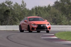Does the Lexus RC-F Stack up to the M4? Chris Harris Finds Out