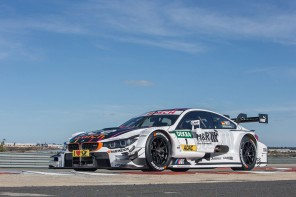 The 2015 BMW DTM Cars Make Their First Appearance