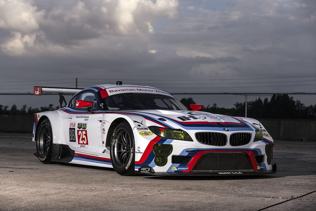 BMW Team RLL at Sebring.