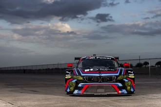 BMW Team RLL at Sebring.