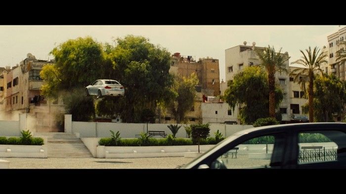 BMW in Mission Impossible